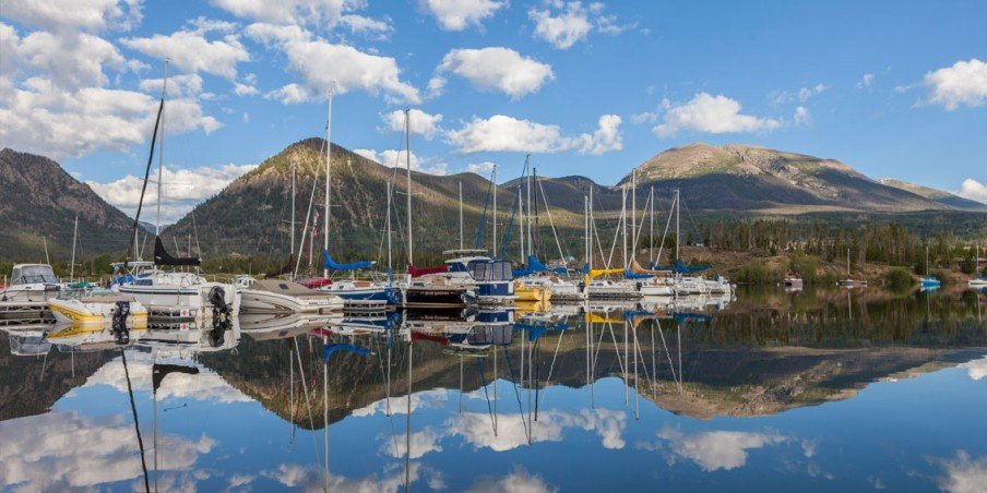 FRISCO CO LAKE DILLON MARINA