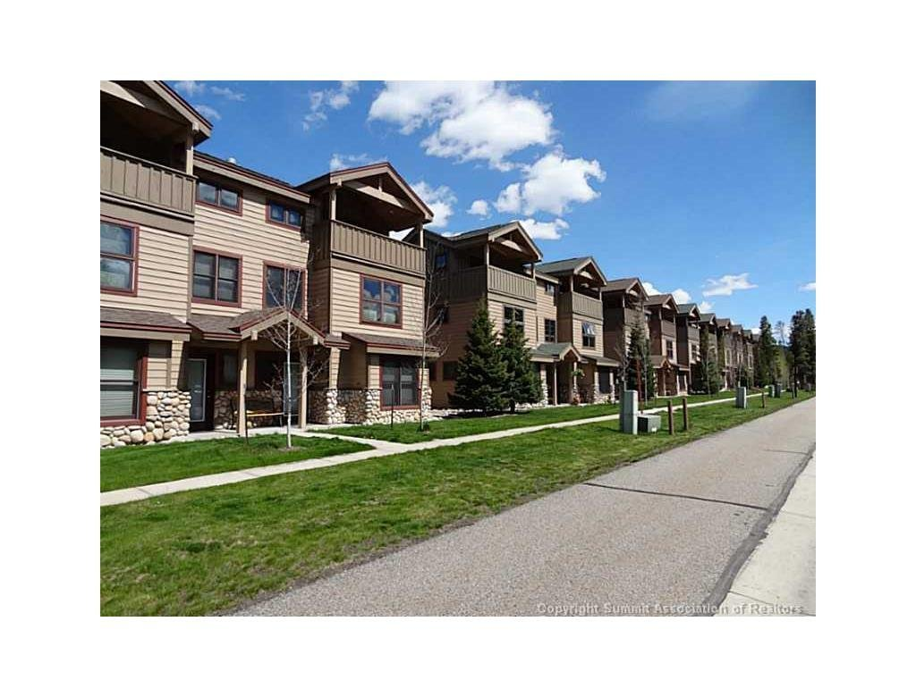 Crossroads Townhomes Condos For Sale Frisco Co