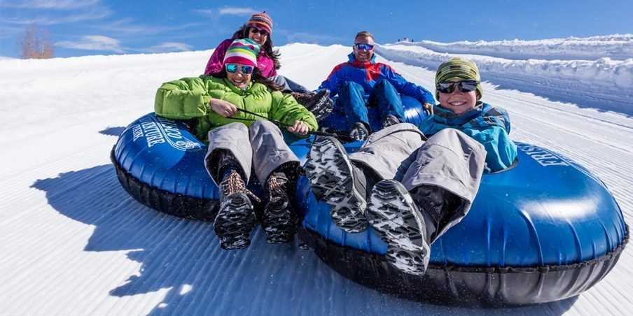 frisco colorado tubing hill
