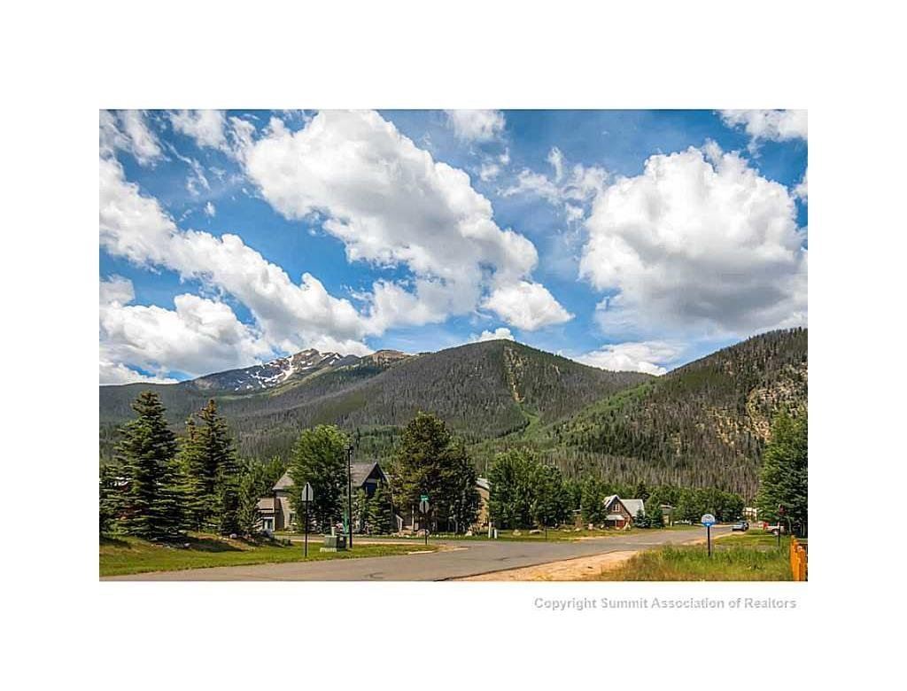 FRISCO COLORADO TOWN SUBDIVISION