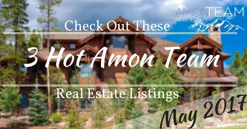 check out these 3 hot amon team real estate listings