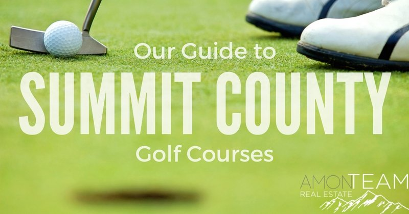 our guide to summit county golf courses