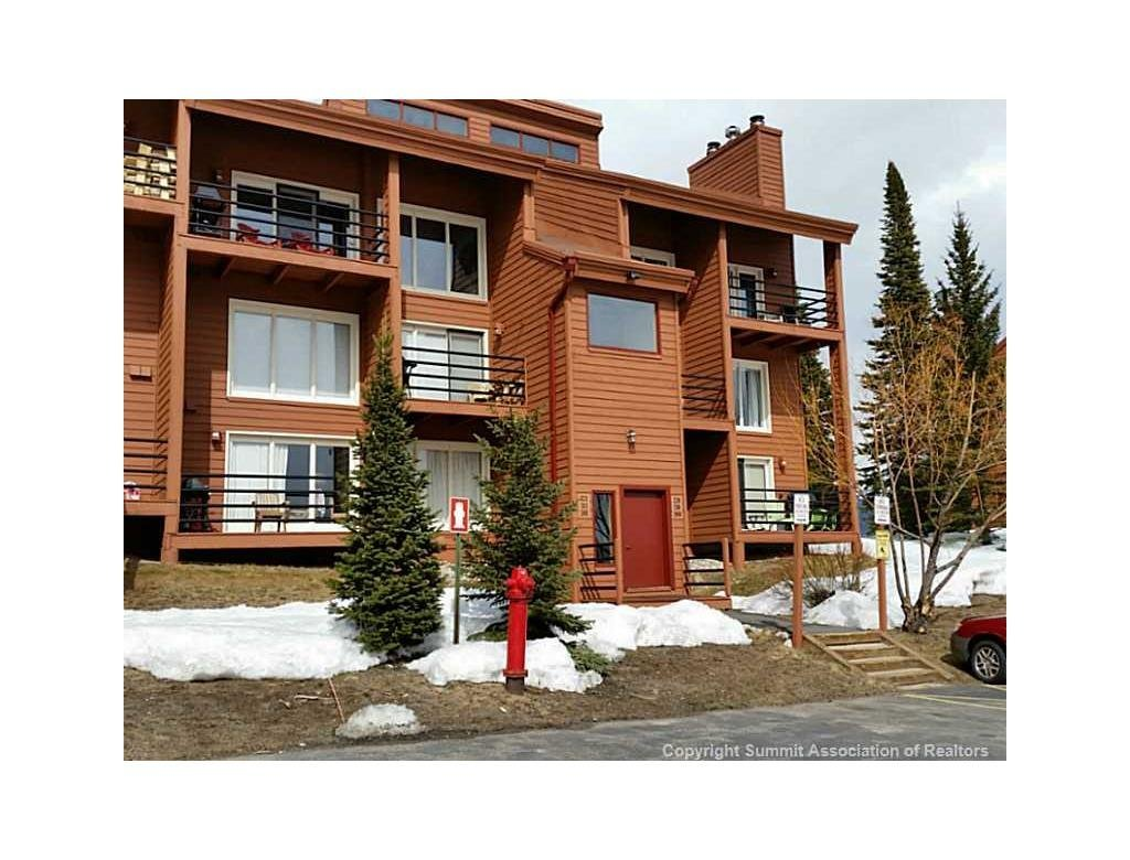 TIMBER RIDGE CONDOS For Sale Silverthorne Co