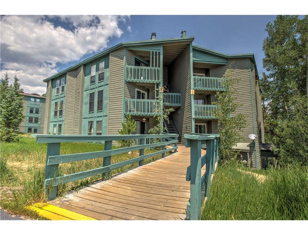 Treehouse Condos For Sale Silverthorne Co