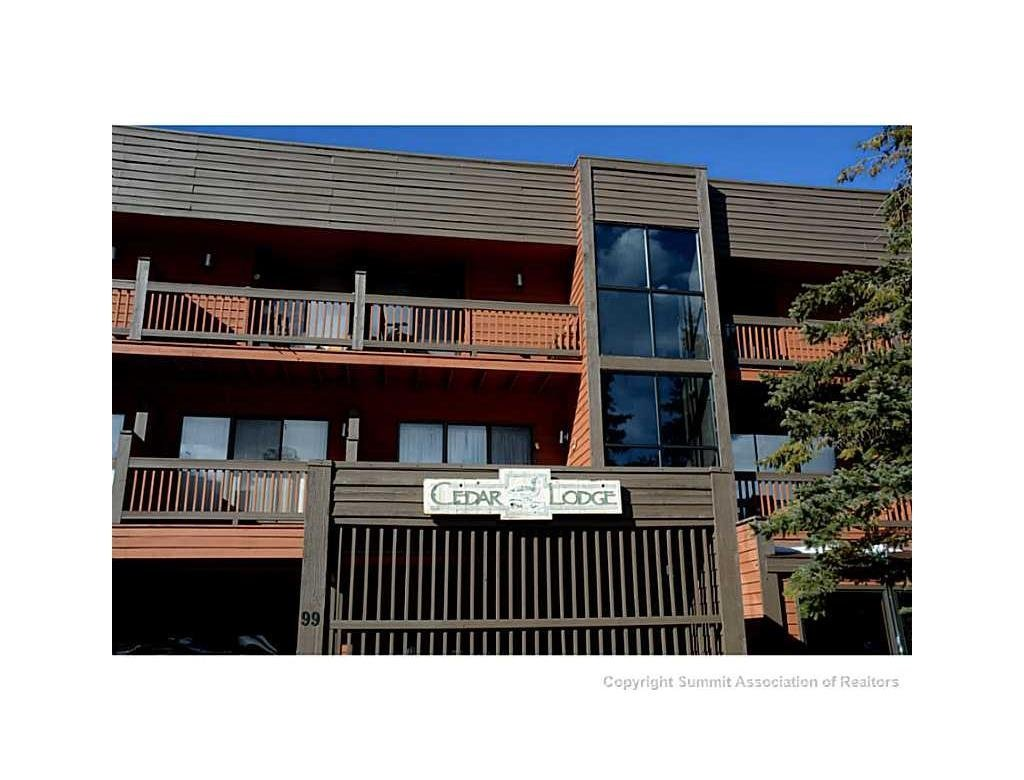 Cedar Lodge Condos Frisco Colorado