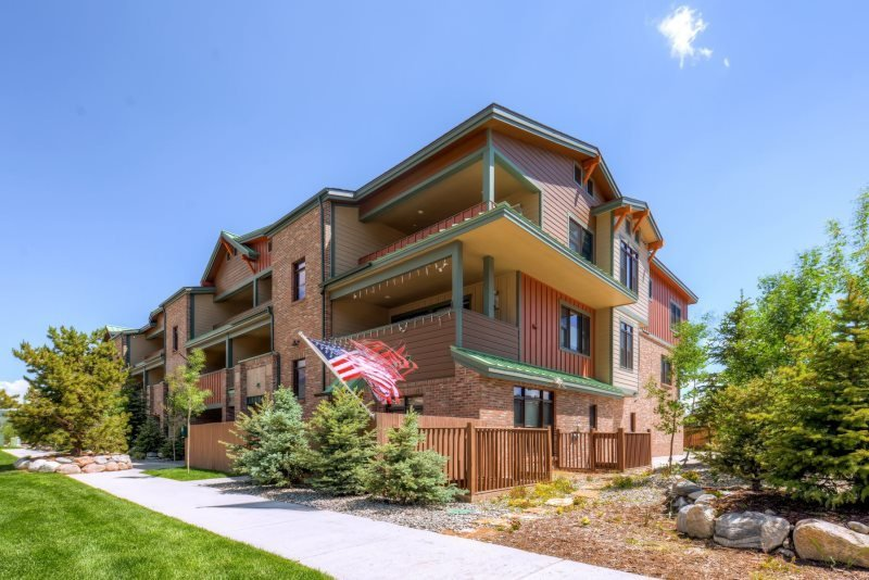 Condos Off Main Street Frisco Colorado