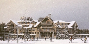 Crystal Peak Lodge condos in Breckenridge