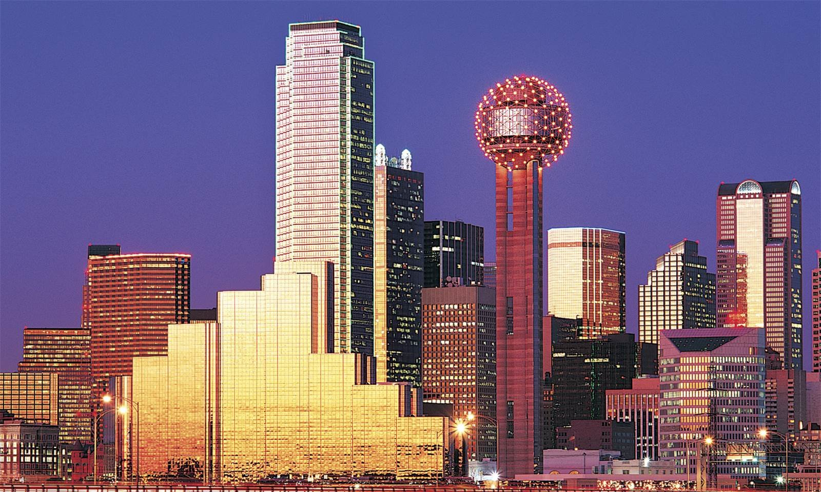 DALLAS AND FORT WORTH, TEXAS, USA