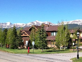 Highland Greens condos in Breckenridge
