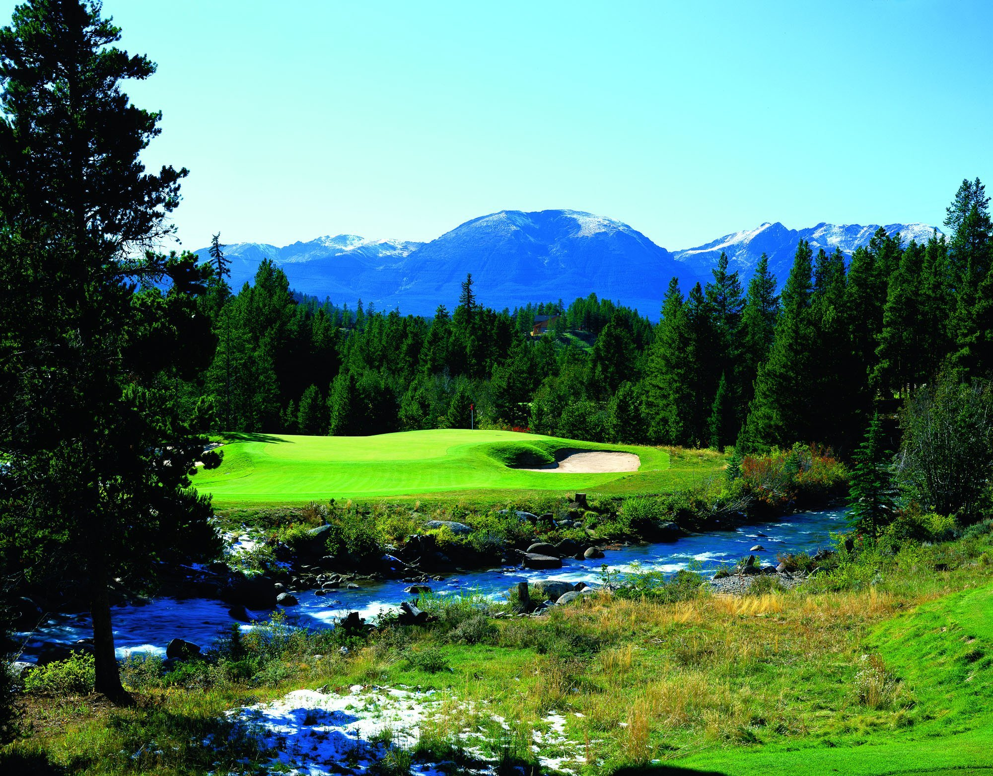 keystone co river course
