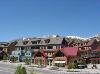 Main Street Station condos in Breckenridge
