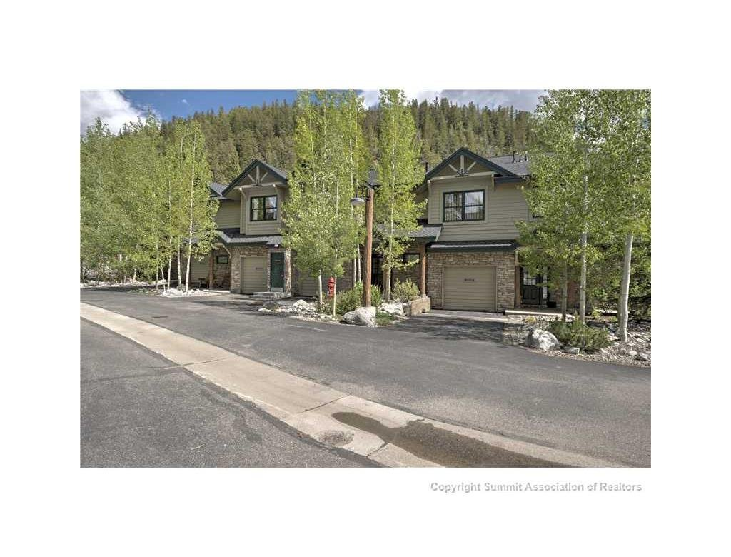 Northstar Townhomes Keystone Colorado