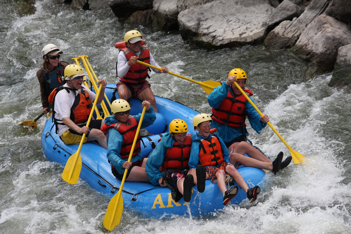 rafting-summit-county-colorado