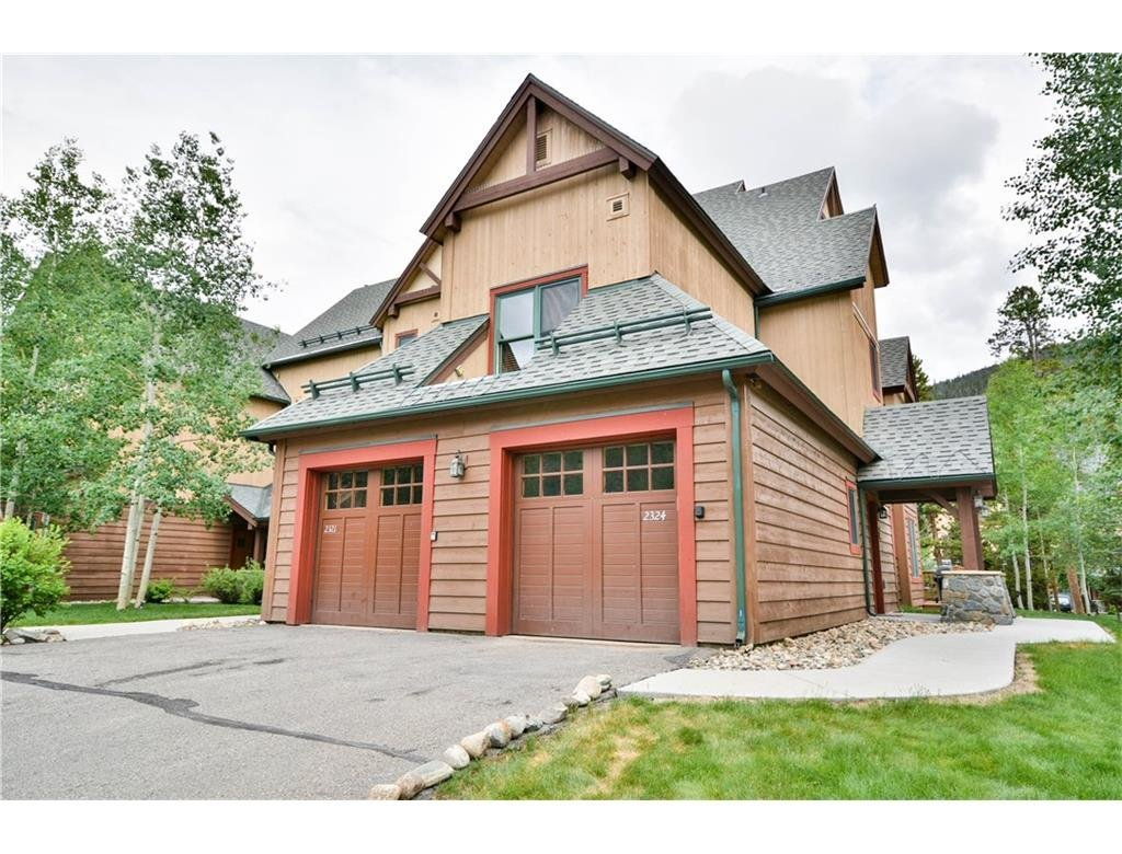 Red Hawk Townhomes For Sale Keystone Co