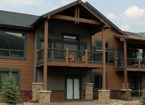 river run townhomes - keystone, co