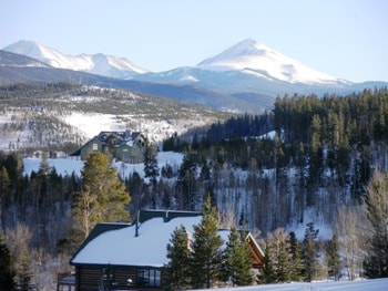 Ruby Ranch, Silverthorne homes for sale with mountain views