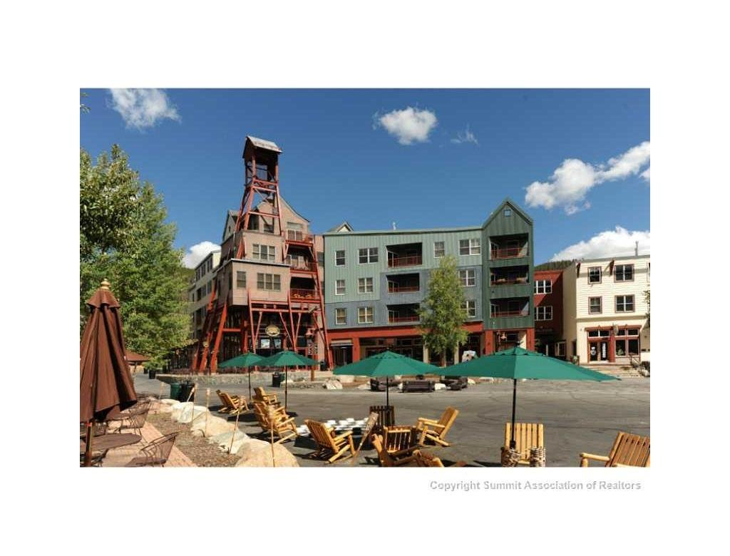 Silver Mill Condos in Keystone River Run Village