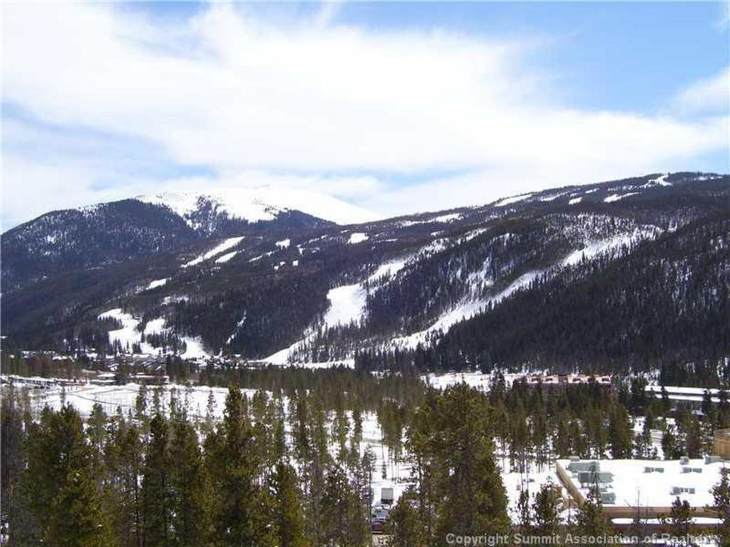 view of ski slopes