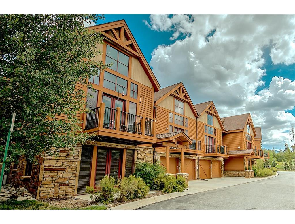 Antlers Gulch Townhomes Keystone
