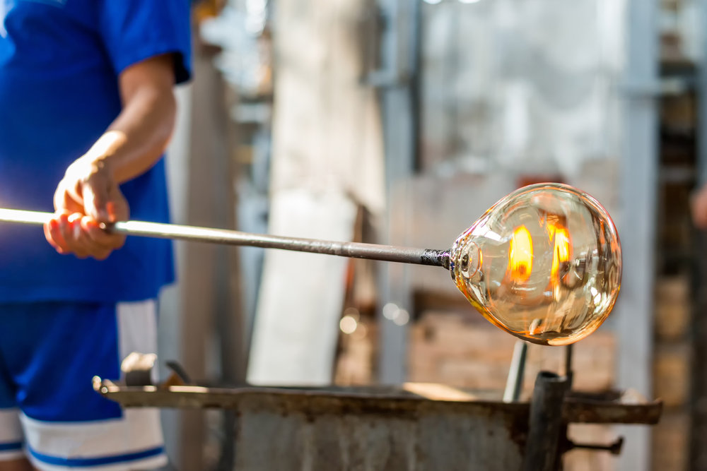 Frisco Co Glassblowing