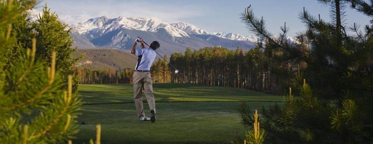 golf homes for sale in keystone resort
