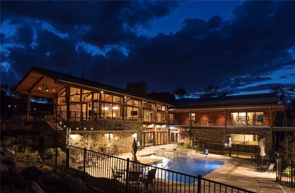 Aspen House Summit Sky Ranch Clubhouse