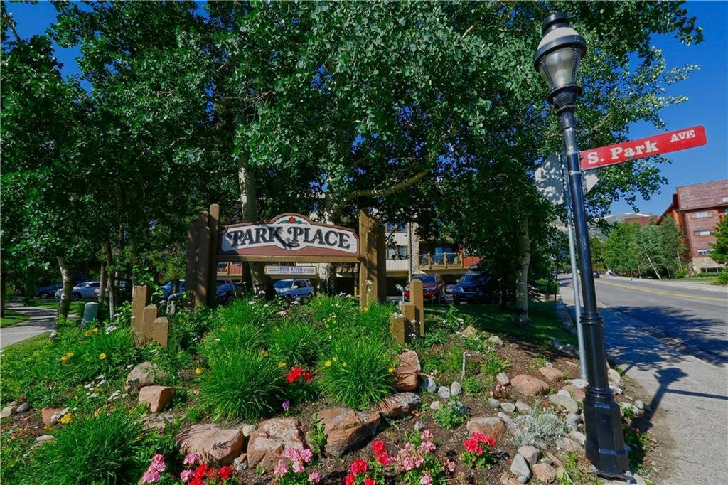 Park Place Condos For Sale Breckenridge Co