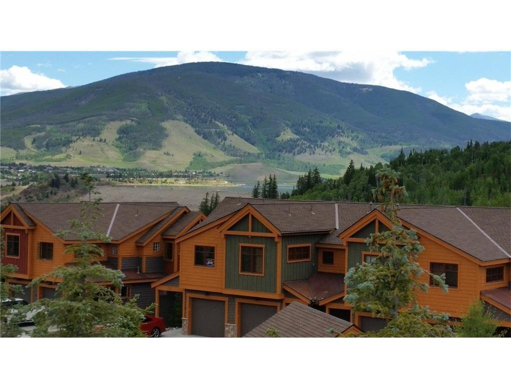 Rolling Ridge Townhomes Silverthorne Co