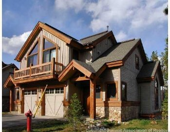 Saddlewood Townhomes in Breckenridge CO