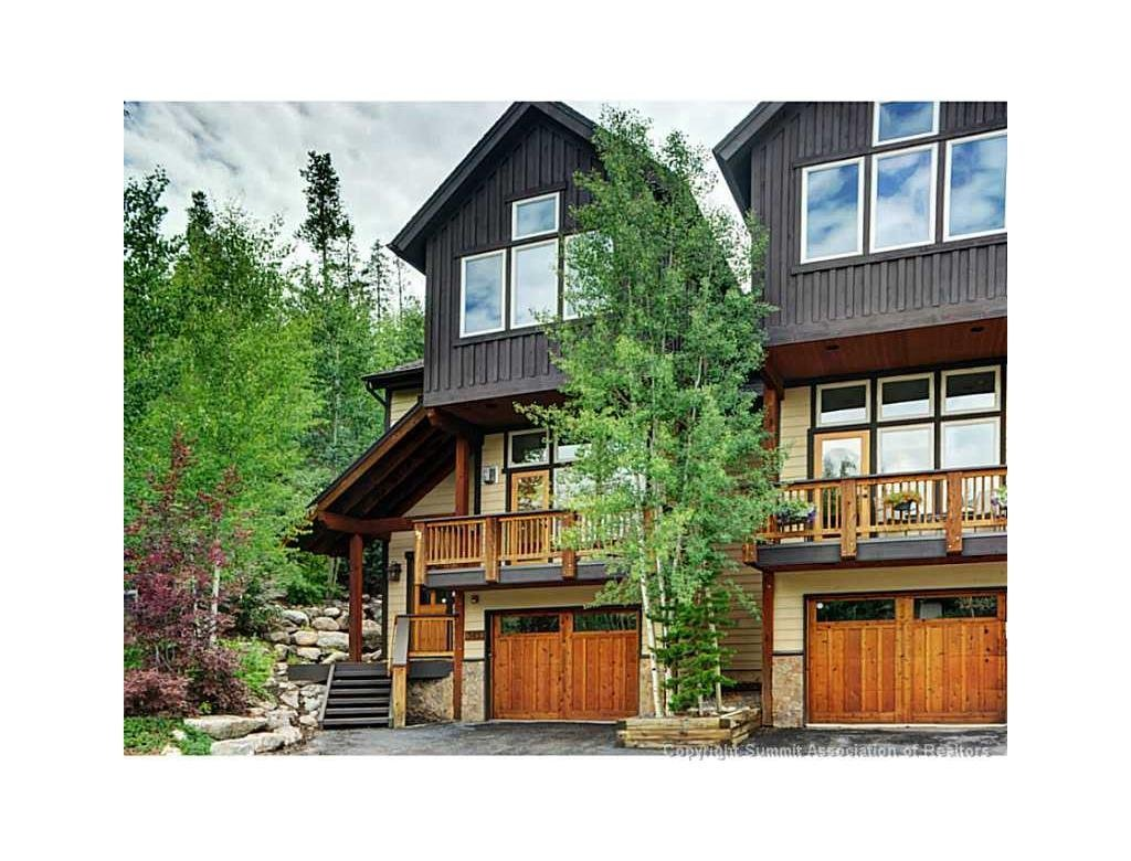 Duplexes At The Ranch Silverthorne