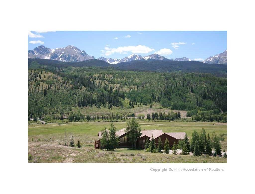 Summit County Colorado Horse Ranches For Sale