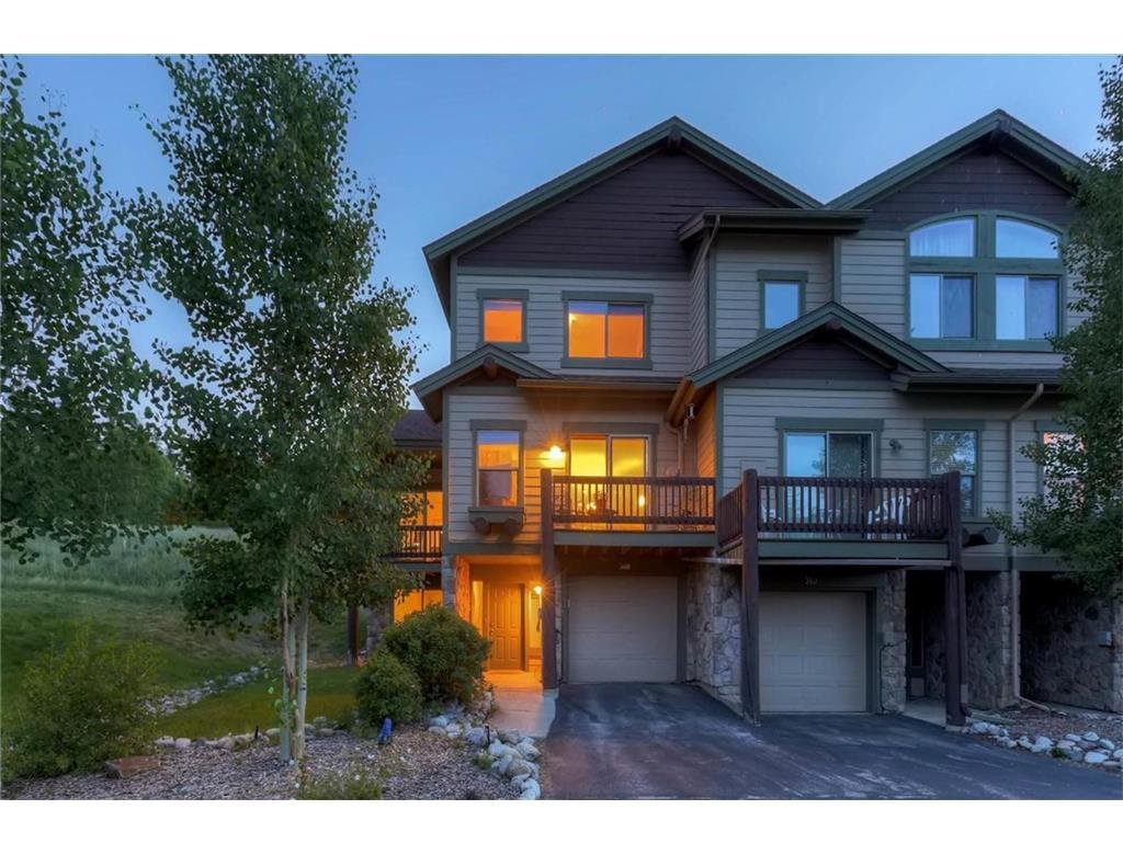 Hideaway Townhomes For Sale Silverthorne